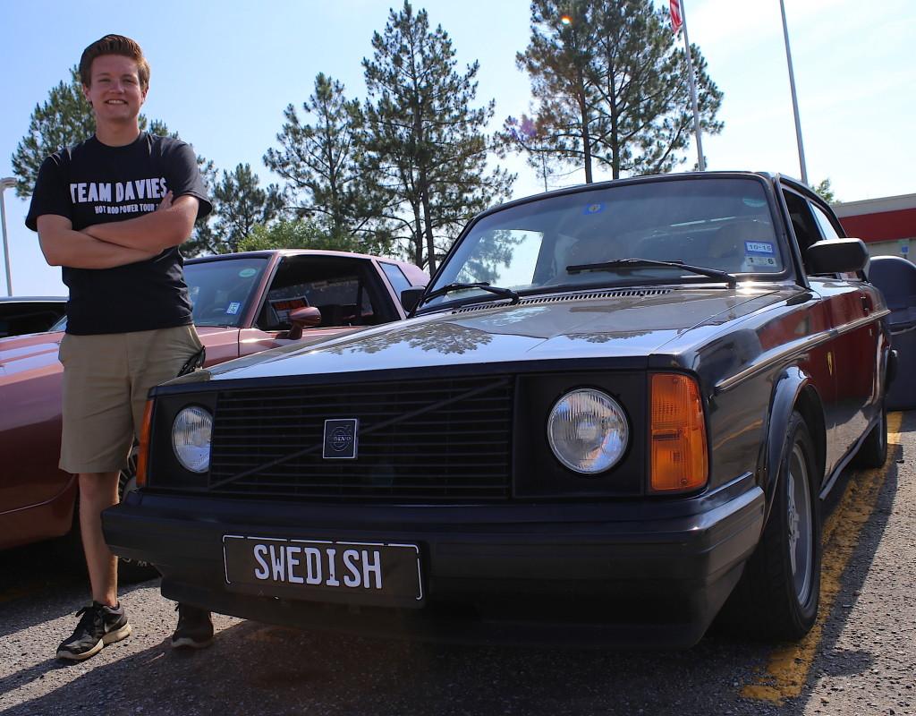 Brett, '83 Volvo 242 Turbo