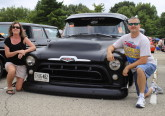 David & Angie at Street Rod Nationals 2015 in Louisville, KY